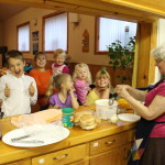 Families on the Run - Serving